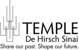 New Temple Logo BW 300dpi